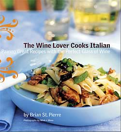 cover - The Wine Lover Cooks Italian