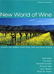 cover - New World of Wine